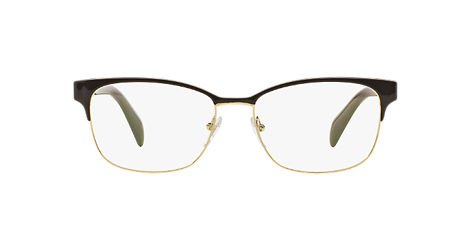 Prada, PR 65RV As seen on LensCrafters.com, the place to find your favorite brands and the latest trends in eyewear.