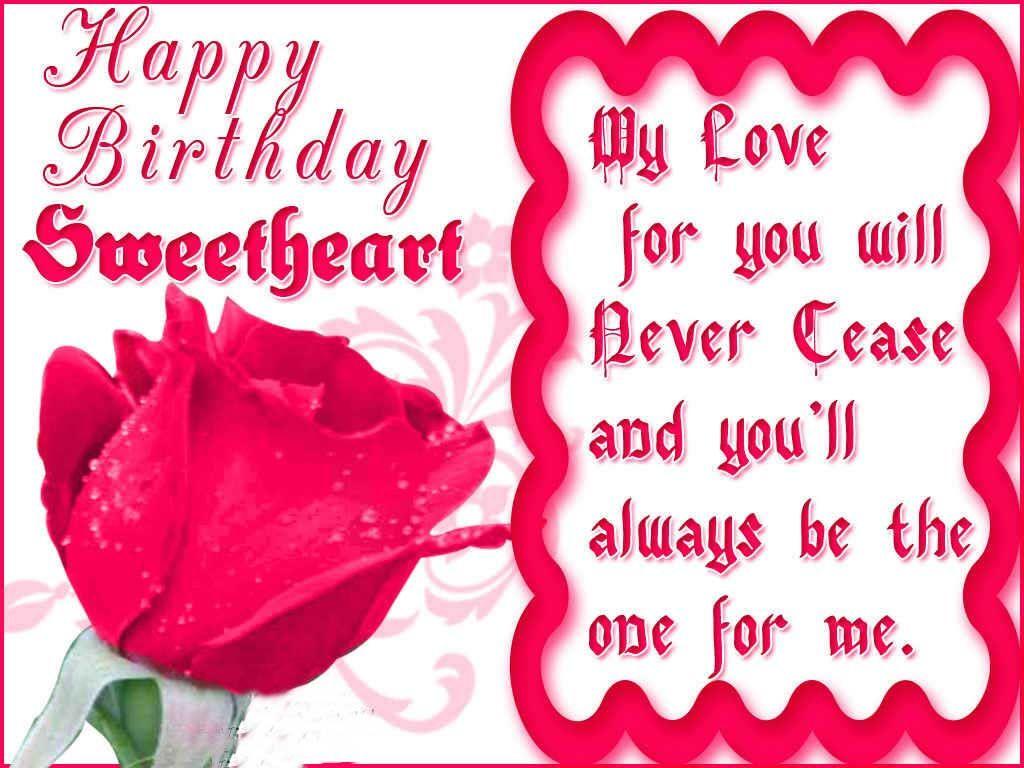 girlfriend birthday message | Best Wishes Images ...