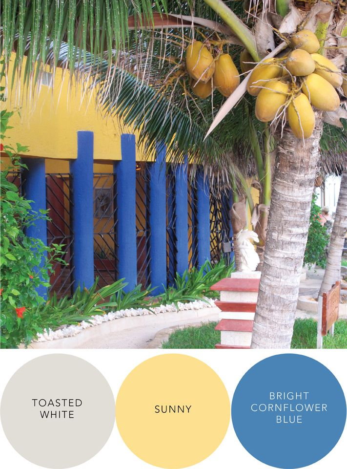 Charming Bring Sunny Vacation Vibes Home With This Tropical Color Palette By  @thedesignerpad. Colors: