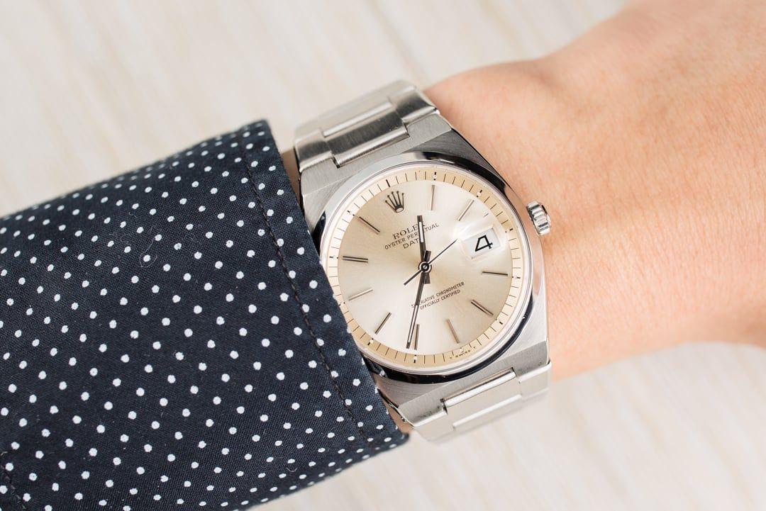 The Rare Self Winding Rolex Date 1530 Rolex Watches Rolex Date
