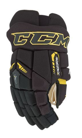CCM Ultra Tacks Hockey Gloves - Junior