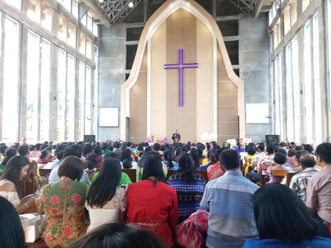 ☑ Arti mimpi kebaktian di gereja togel