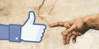 Image result for facebook and God