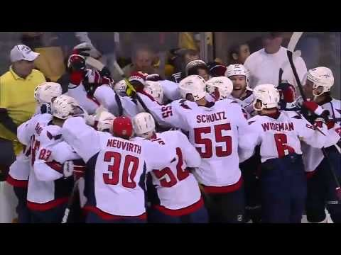 This is why the Washington Capitals will forever be better than the Boston Bruins <3