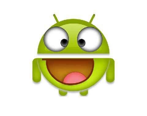 Wenn Android fertig ist mit laden