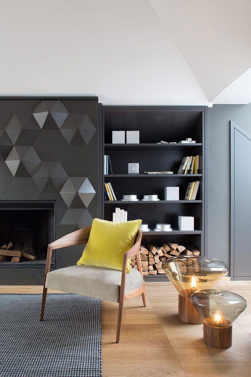 Andrea Castrignano Designs a Stylish Private Home