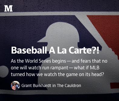 Technology Has Officially Killed Baseball's Winter Meetings — The Cauldron — Medium