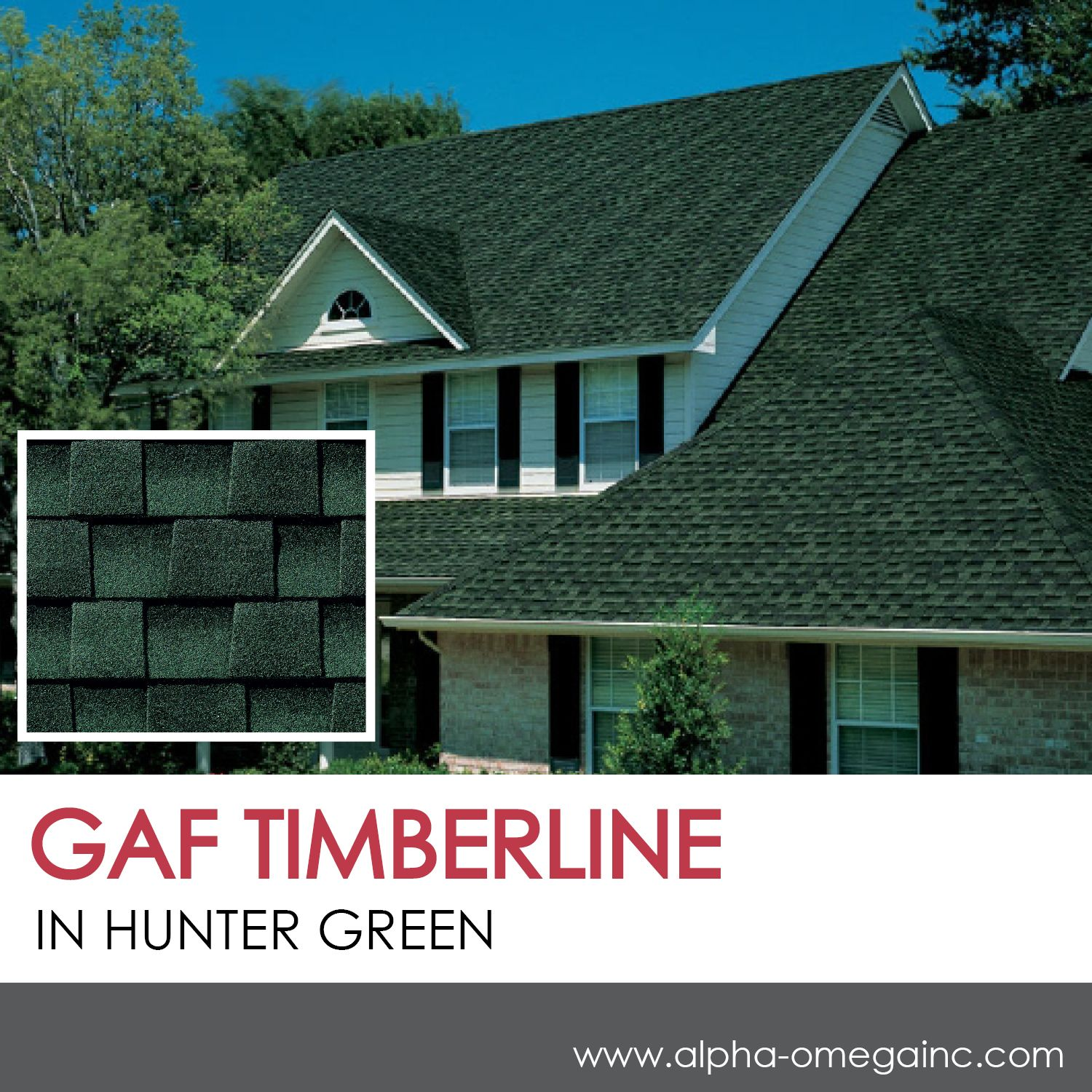 Best Alpha Omega Offers All Of Gaf Timberline Shingles Blend 400 x 300