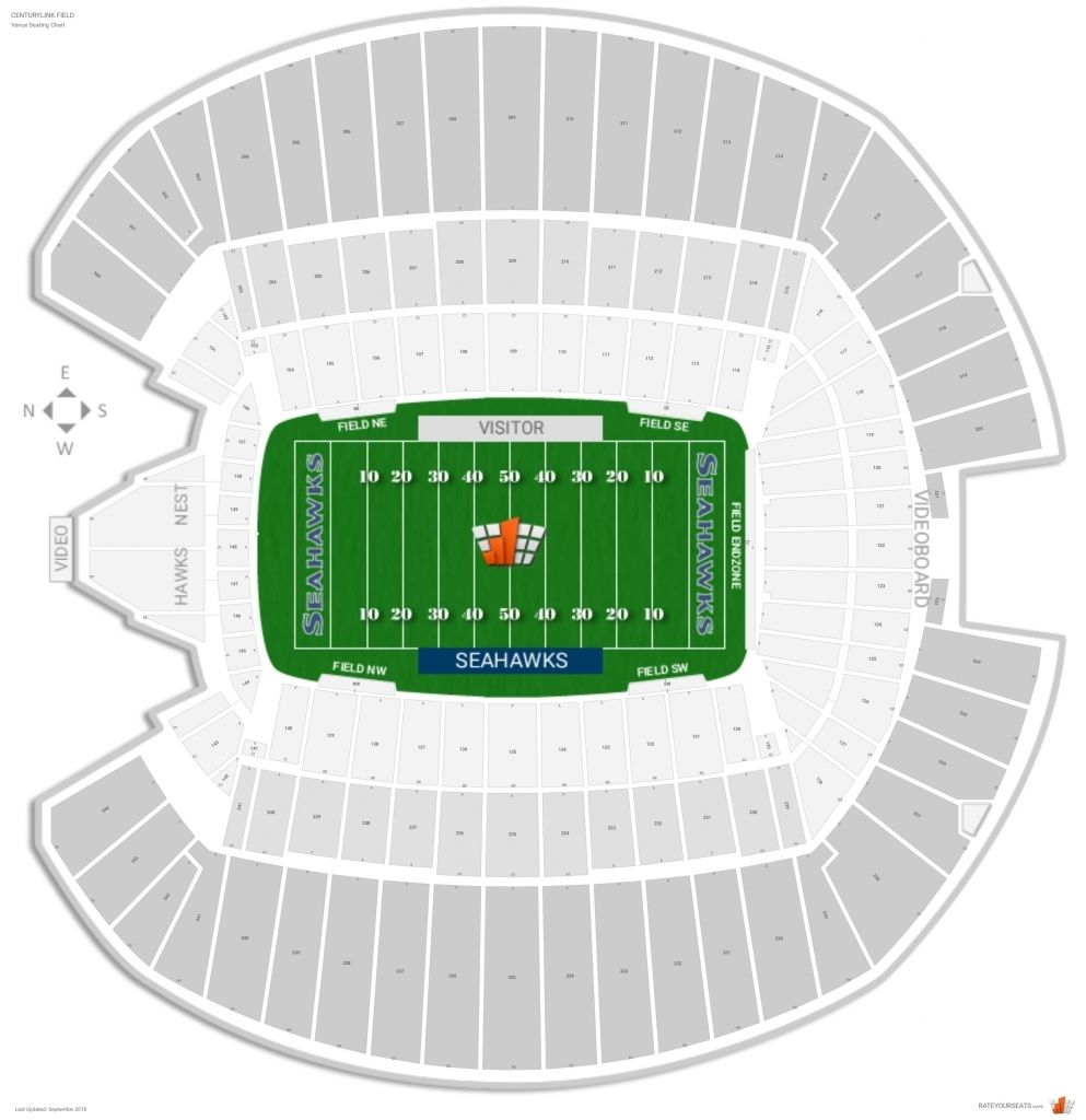 The Amazing And Also Lovely Centurylink Seating Chart With Rows And Seat Numbers