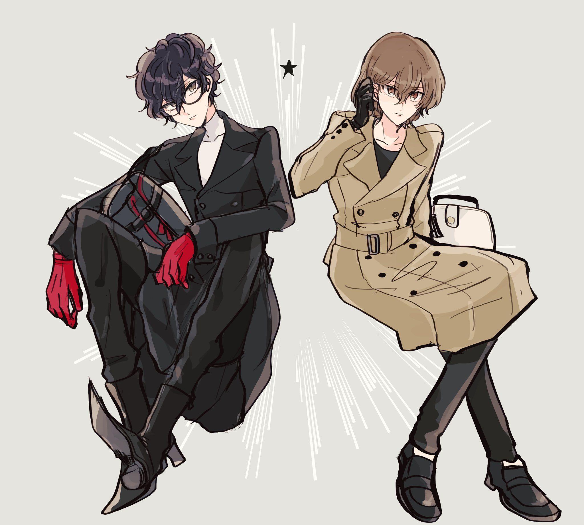 Persona 5, Persona, Akira Kurusu