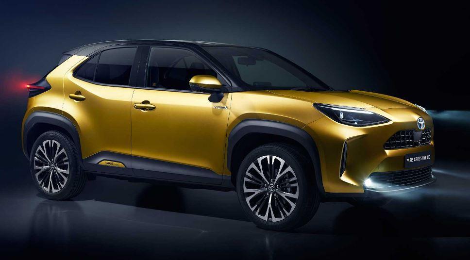 2021 Toyota Yaris Cross Has Been Introduced With Hybrid Power Train Fairwheels In 2020 Toyota Yaris Suv