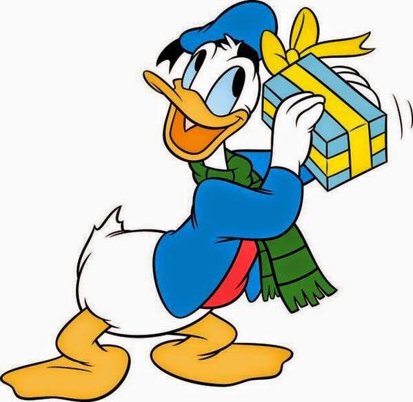Happy Birthday Donald Desenho Animado Disney Desenhos Pato Donald