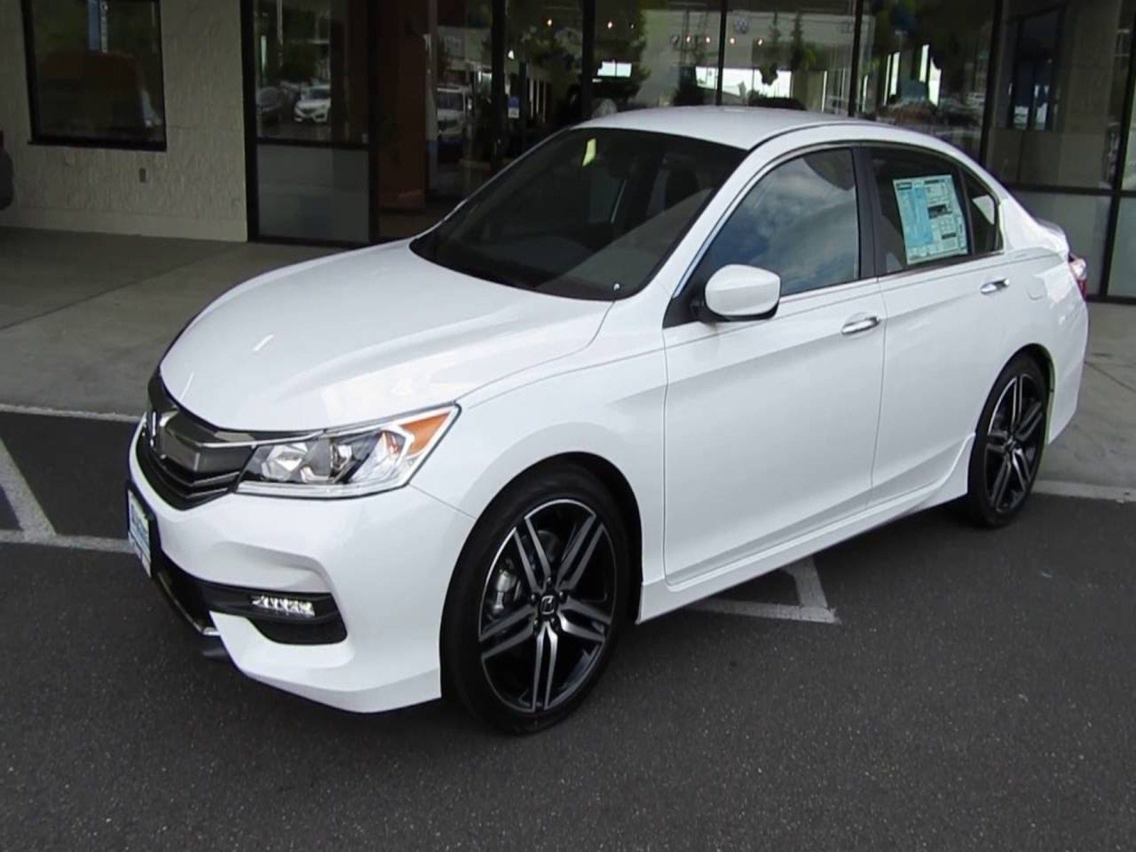 2017 Honda Accord Sport Special Edition MSRP Honda