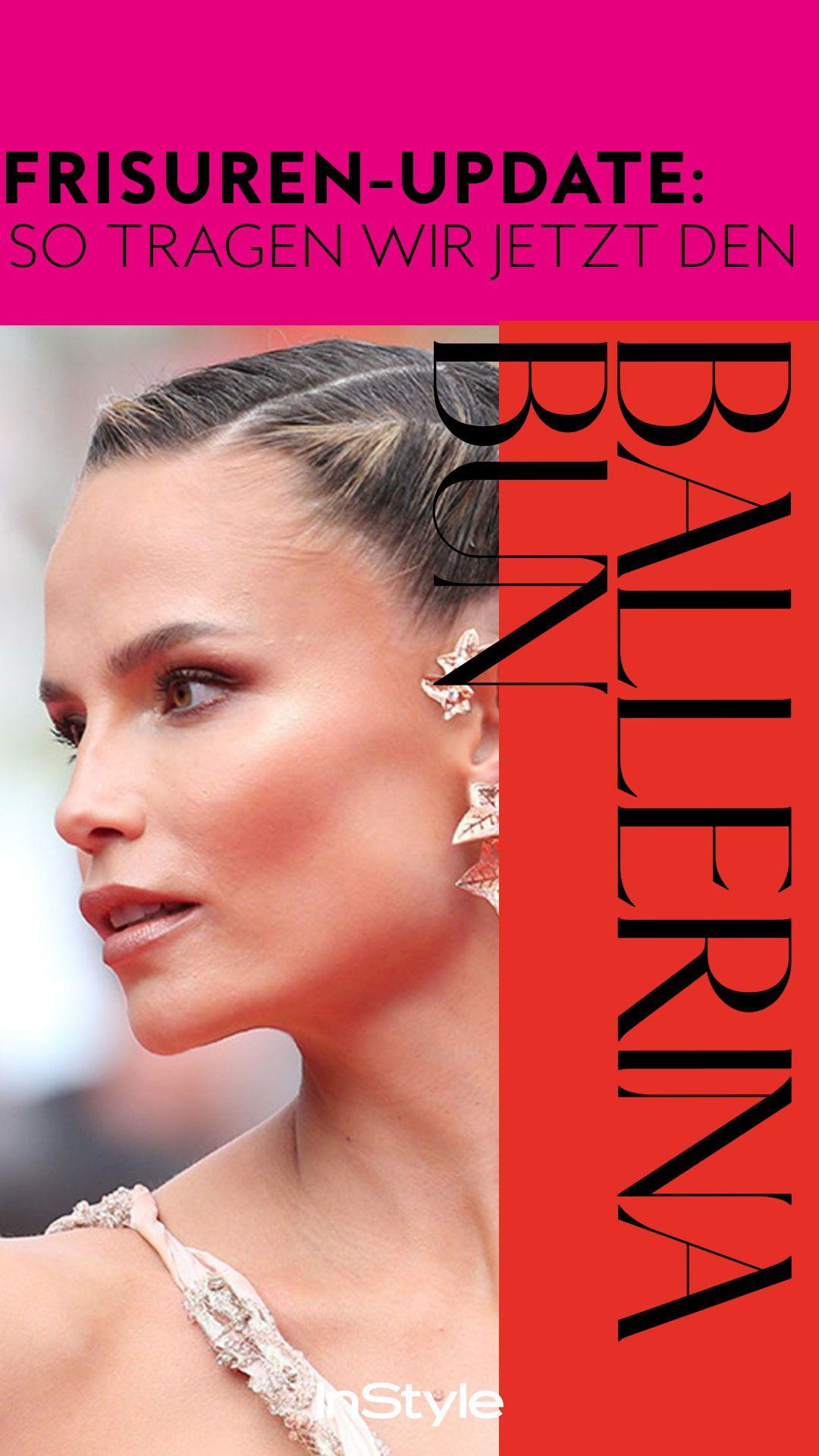 Ballerina Bun Reloaded So Wird Aus Dem Klassichen Dutt Eine Mega Trend Frisur Dutt Haare Nach Hinten Trends