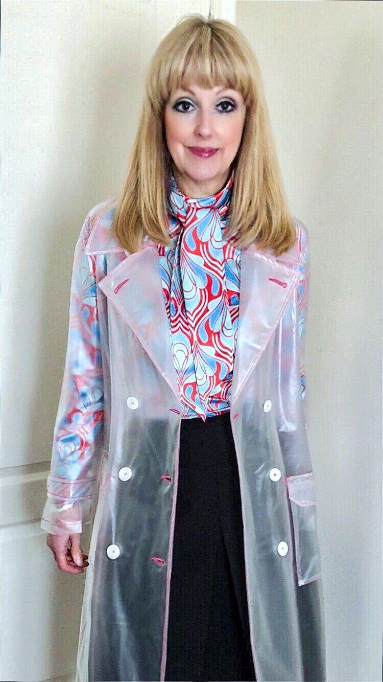 Pin by Larry Stevensw on Raincoat Raincoats for women