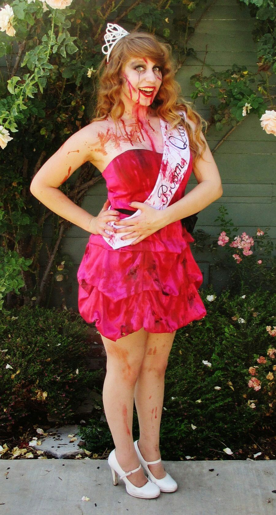 767f1af21ac Dead prom queen | Oh The Horror! | Halloween 2016, Halloween ...