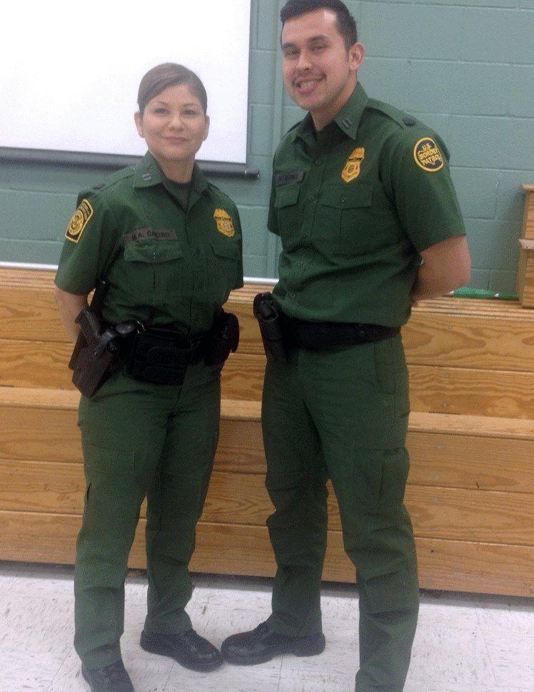 Border Patrol uniform | Border patrol | Us border, Winter ...