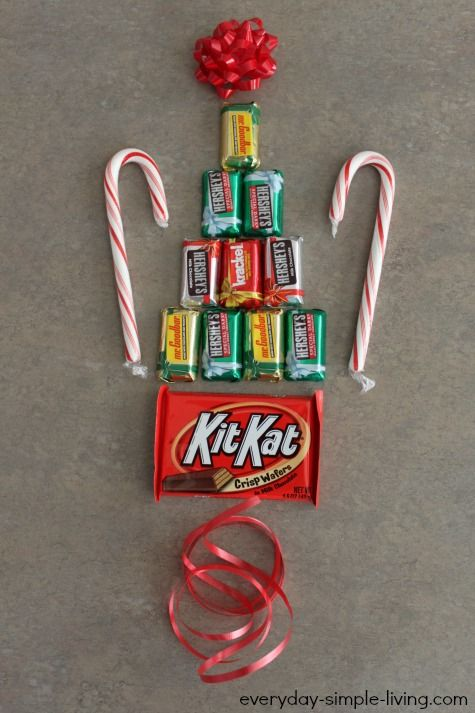 Christmas Craft Ideas With Candy Canes Part - 35: To Leave Your Kids Open-mouthed And Happy This Christmas Eve, Weu0027ve  Gathered 12 Wondrous DIY Candy Cane Sleigh Ideas That Anyone Can Make.