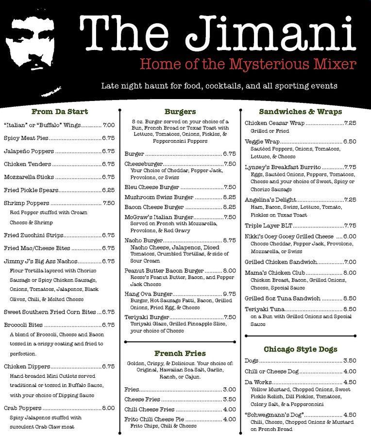 sports bar, The Jimani Sports Bar Restaurant New Orleans