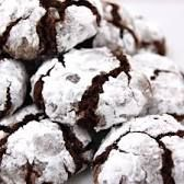 Image result for best recipe black forest crinkle cookie