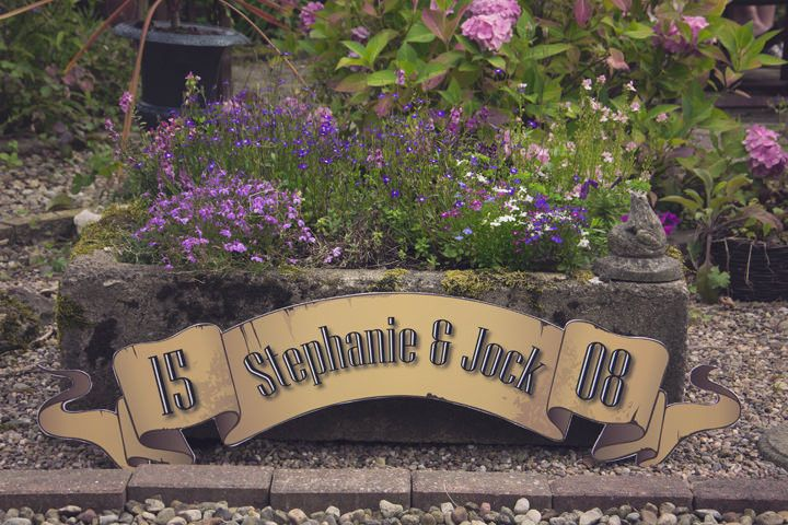 Stephanie and Jock's Colourful and Summery 2 day Wedding By Emma Warley Photography