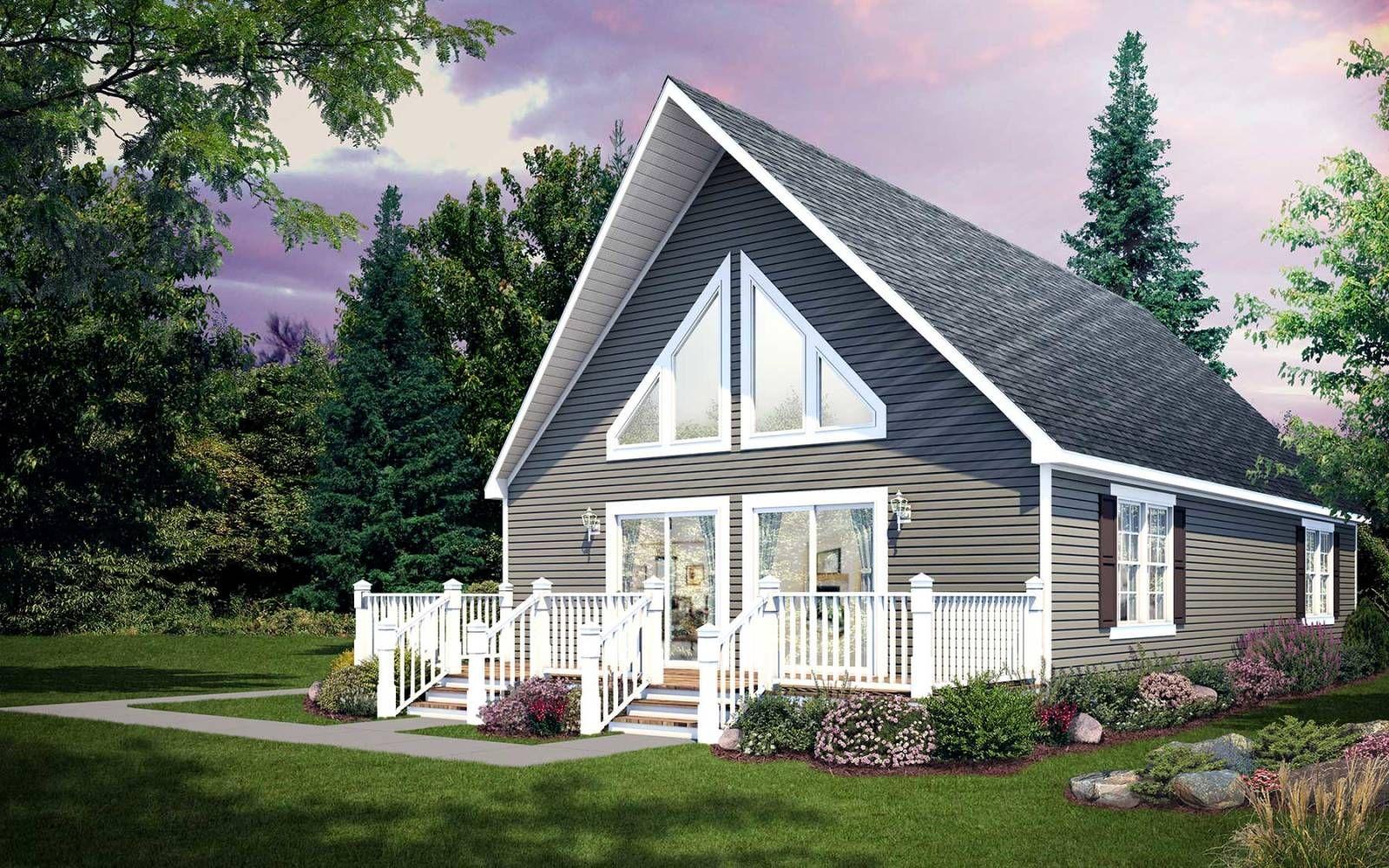 Eden Chalet All American Homes All American Homes House Plans Chalet Custom Modular Homes