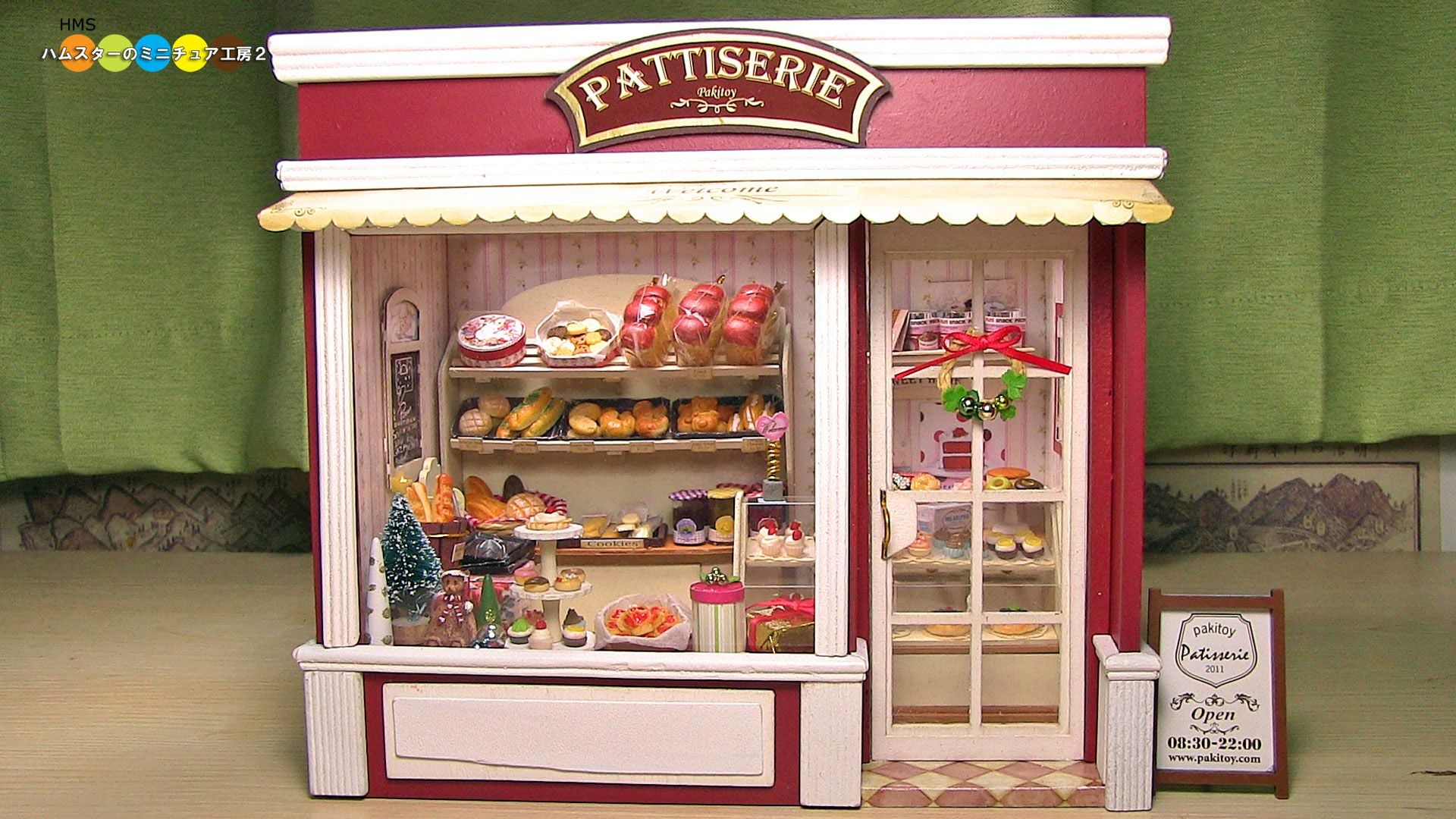 How To Make A Miniature Bakery The European Travel Journal Series