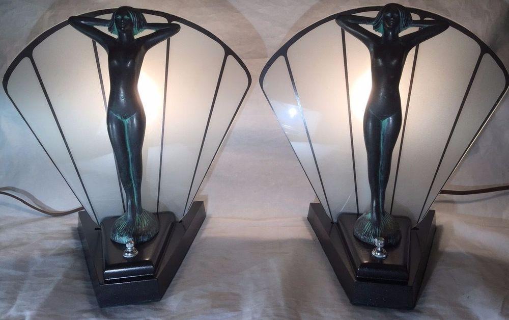 Lady Lamp Art Deco Reviews