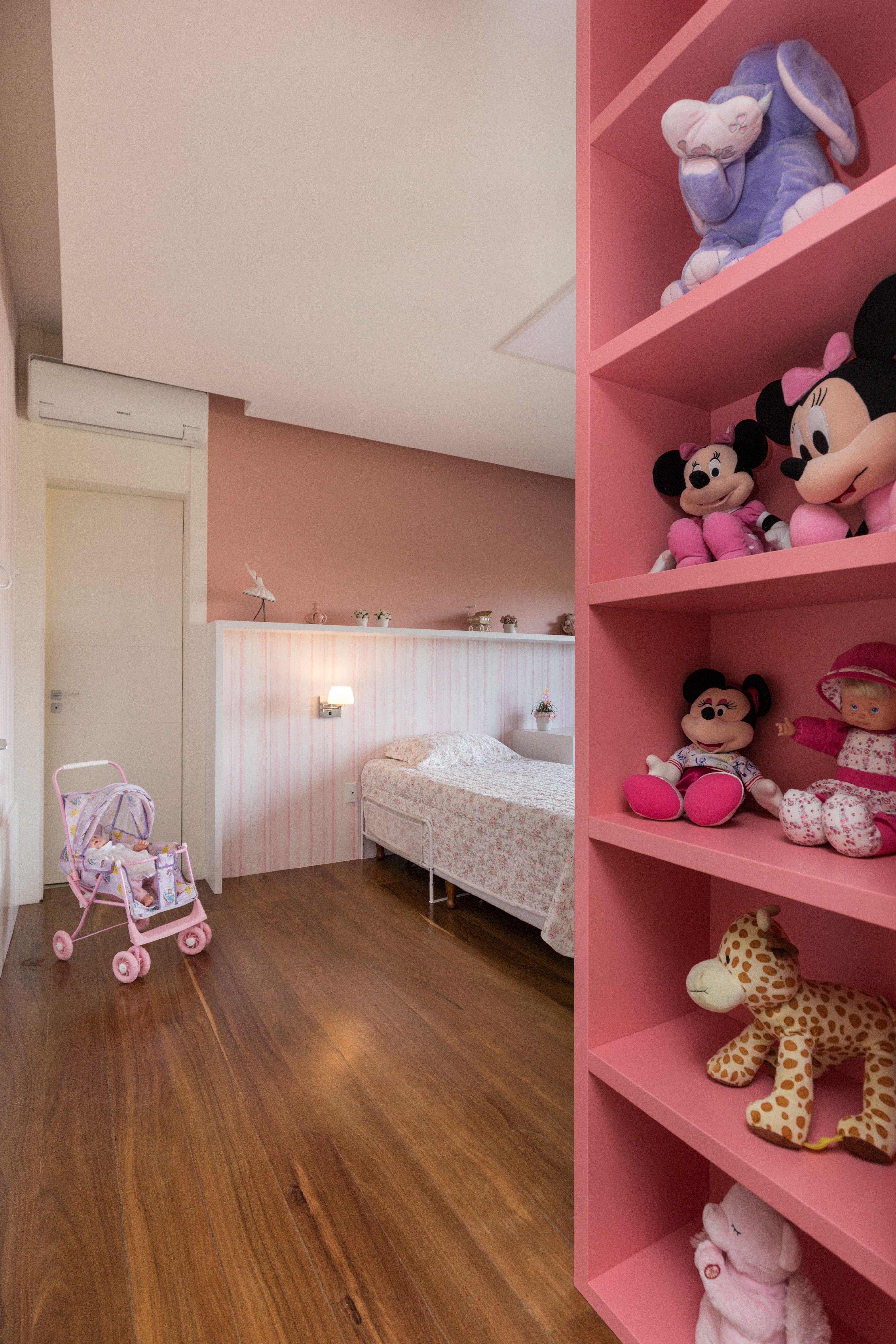 Quarto Crian A Infantil Bebe Menina Menino Criativo  ~ Gesso Quarto De Casal Com Quarto De Princesa Rosa