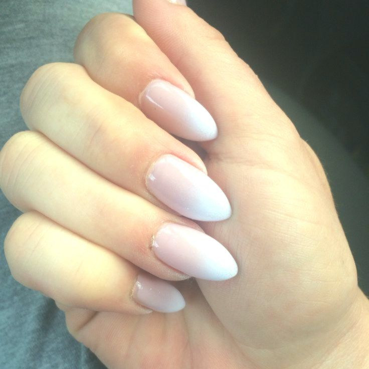 French Ombré Nails: 21 Stunning Design Ideas- All Nail Art