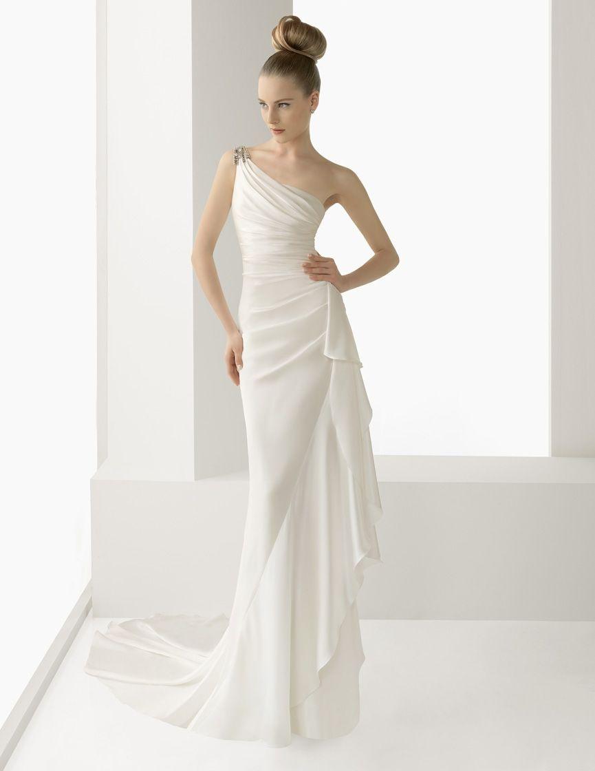 Vestidos novia estilo griego