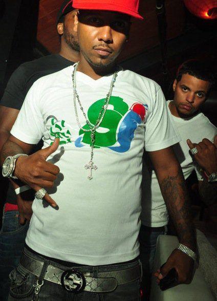 Gucci belt rapper