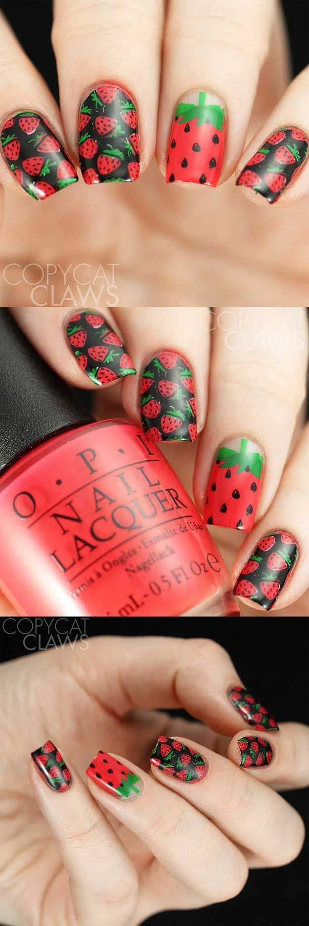 cool summer nail art ideas in nails spring pinterest