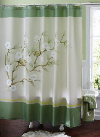 Http Www Amazon Com Magnolia Bathroom Shower Curtain Collections