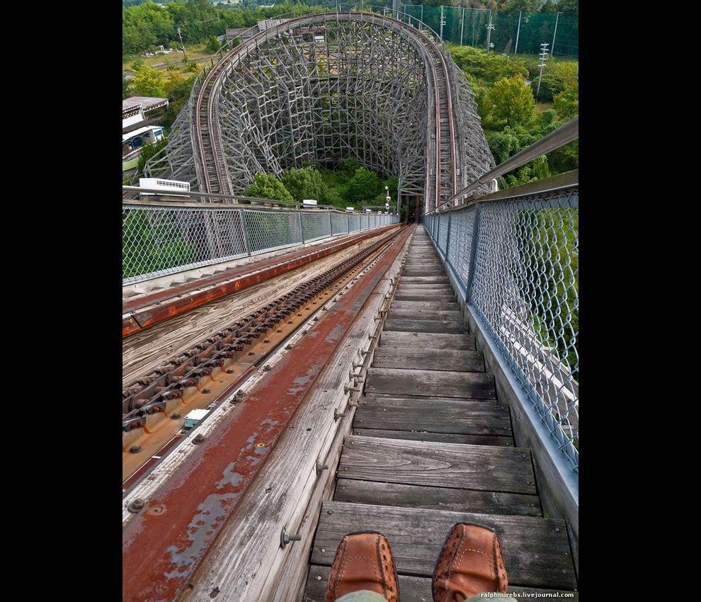 Illegal Tour: Abandoned Amusement Park Nara Dreamland [65