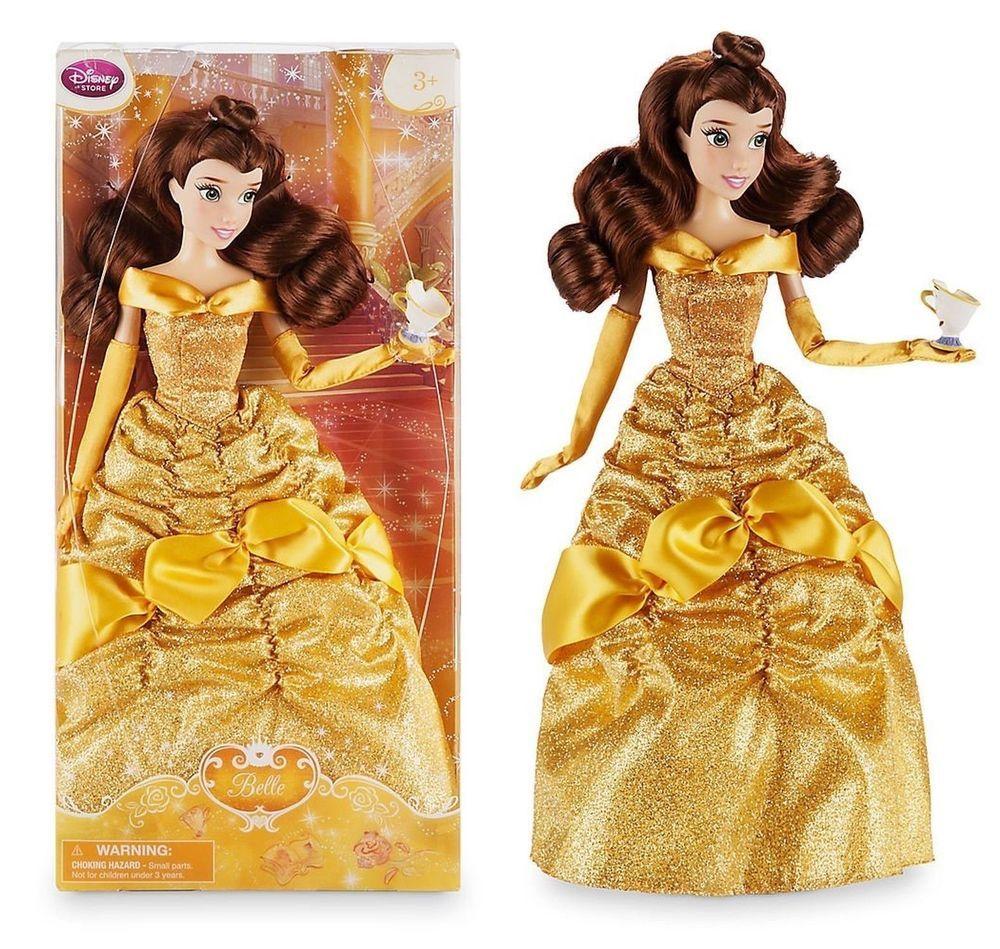 89fb7c02c4 Disney Princess Belle Classic Doll 12