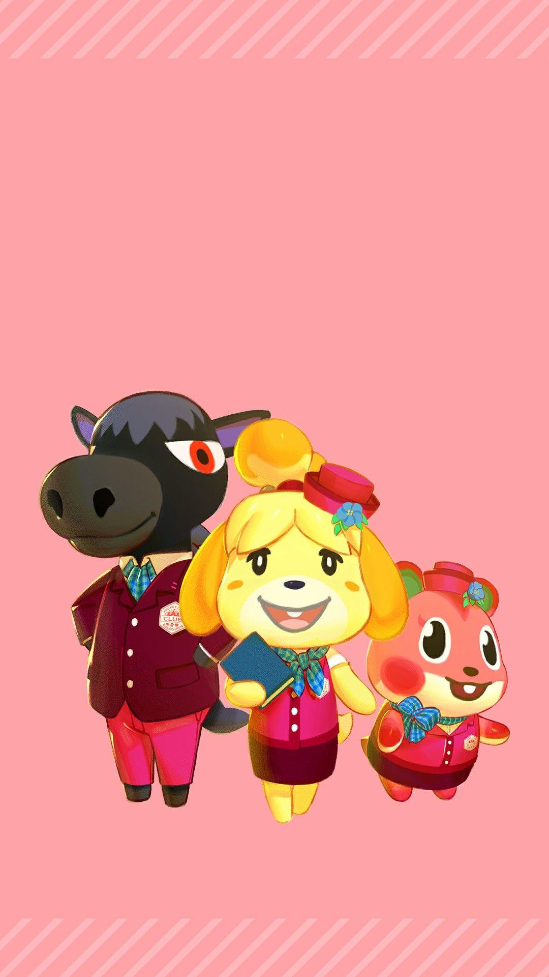 2019 Novemb Smartphone 1920 X 1080 Animal Crossing Pocket Camp Animal Crossing Fan Art Animal Crossing