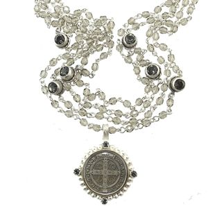 Virgins Saints and Angels. My dream necklace.