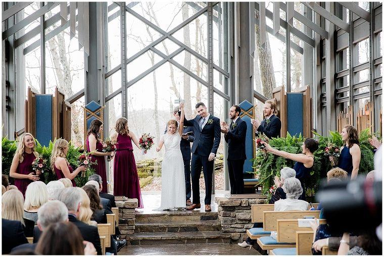 Thorncrown Crescent Eureka Springs Wedding Photographer ...