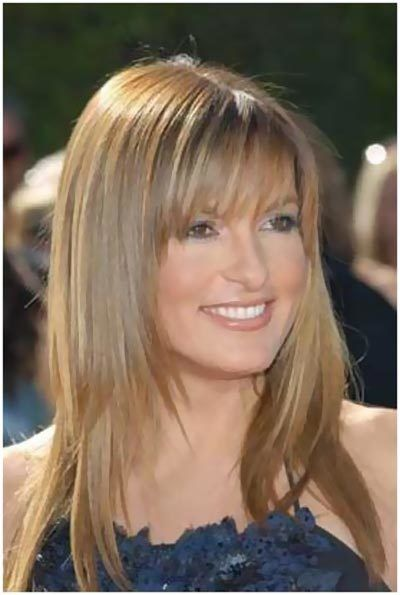 Low Maintenance Layered Long Straight Hairstyles 29