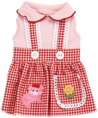 PUPPY LOVE COUTURE - Sally Dog Dress