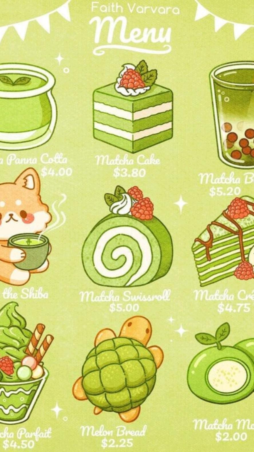 kawaii cute food
