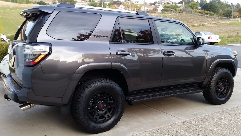 Magnesium Gray 2016 Toyota 4runner Trd Pro I Now Own This Bad