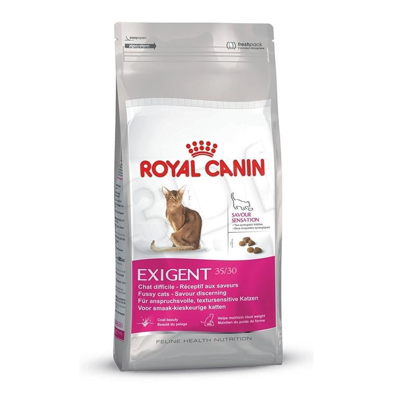Royal Canin Cat Food Exigent Savour Sensation 10kg Cat Food Cat Food Allergy Cat Food Reviews