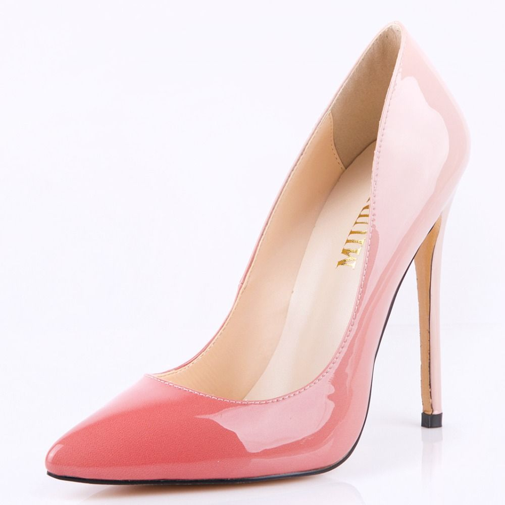 3844243ff4f Like and Share if you want this Women Pumps High Heel Women Sexy Pointed Toe  Genuine