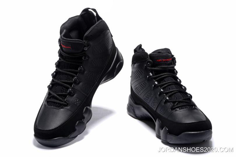 """get cheap new photos great fit Women/Men 2020 Top Deals Air Jordan 9 """"Bred"""" Black ..."""