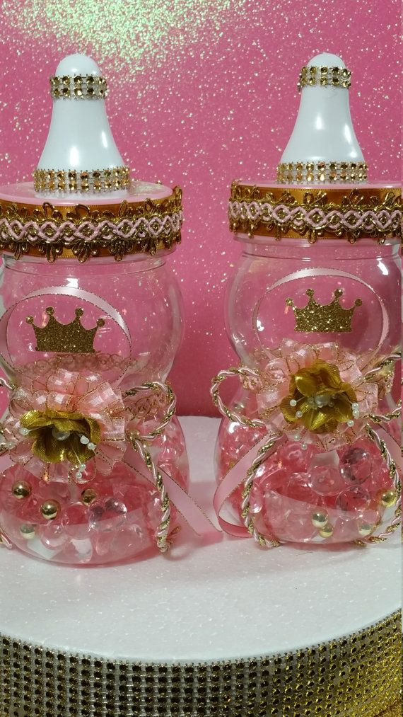 12 Royal Princess Baby Shower Favor Cups Perfect Party Favors For