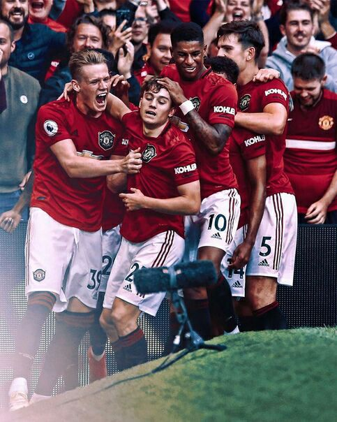 Manchester United Vs Chelsea 4 0 Marcus Rashford 2 Anthony Martial Daniel James Bong đa Thể Thao