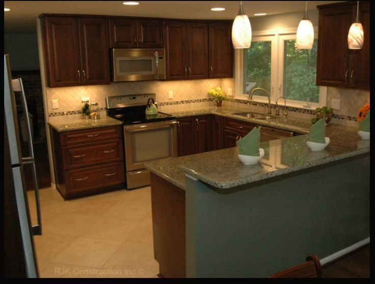 image result for u shaped kitchen remodel before and after with images kitchen remodel small on i kitchen remodel id=95147