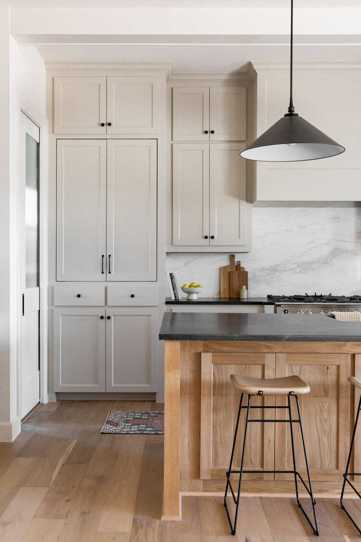 Revere Pewter Kitchen Cabinets Painted By Kayla Payne In 2020 Revere Pewter Kitchen Painting Kitchen Cabinets Outdoor Kitchen Design